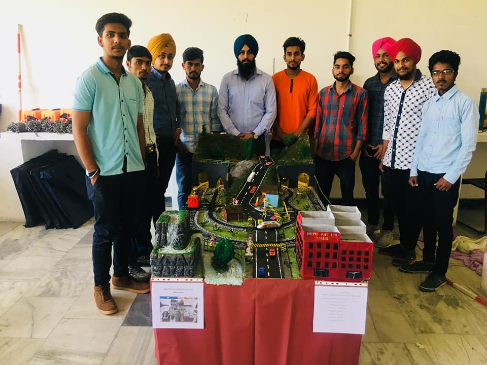Project by BPC students